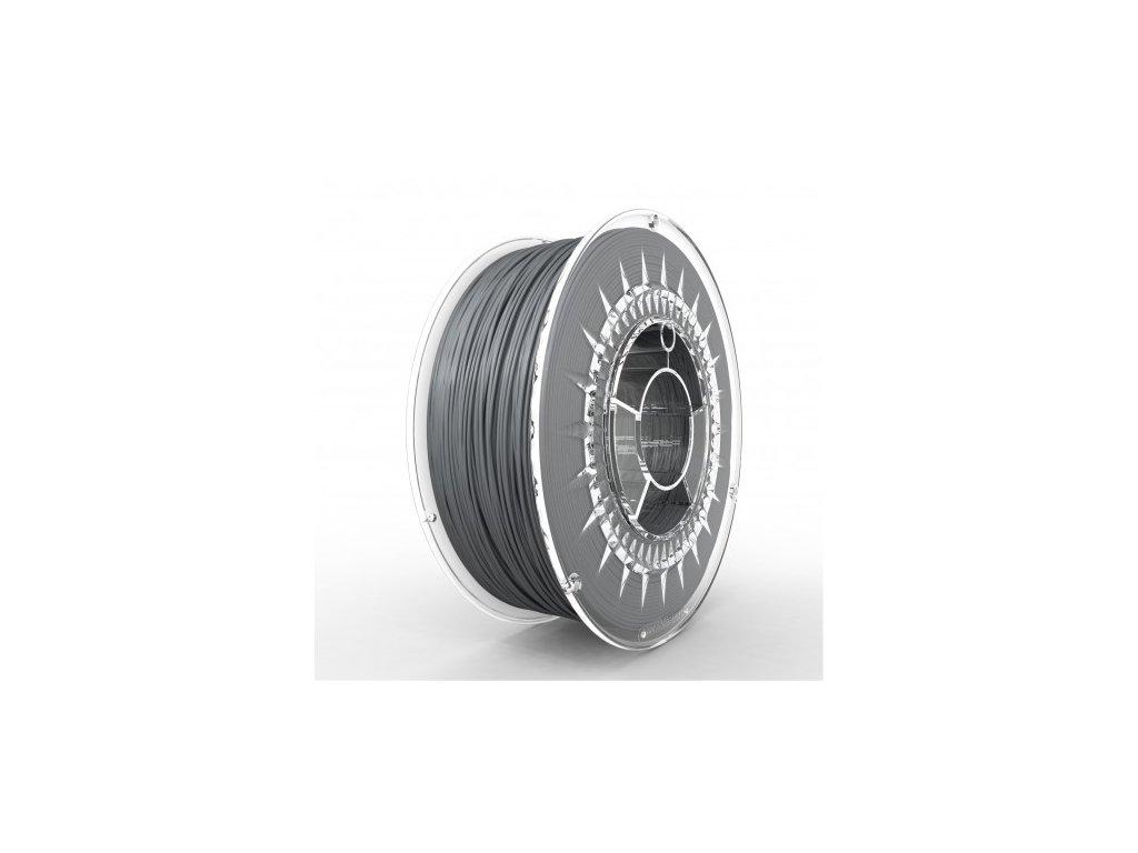 ASA tlačová strunapre vonkajšie použitie, aluminum color, 1,75mm, 1kgUV stabilný termoplast