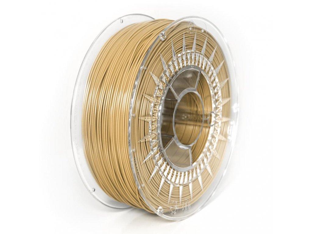 Devil Design tlačová struna, PETG, beige, 1,75 mm, 1 kg