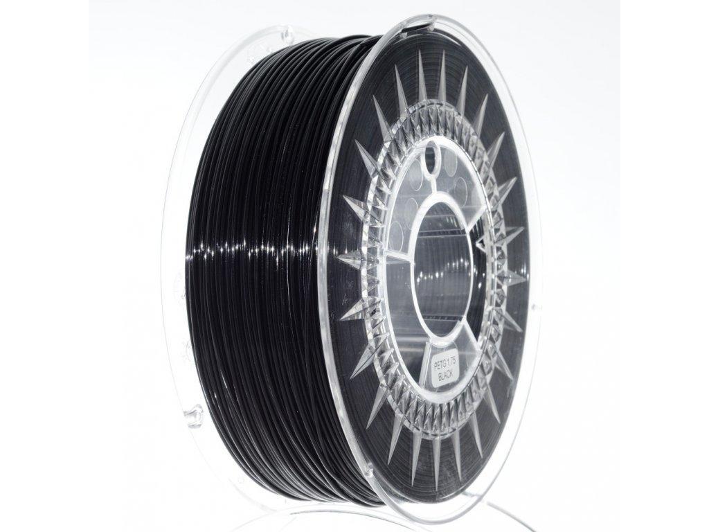<p>PETG Devil Design, 1,75 mm, 1 kg, black</p>