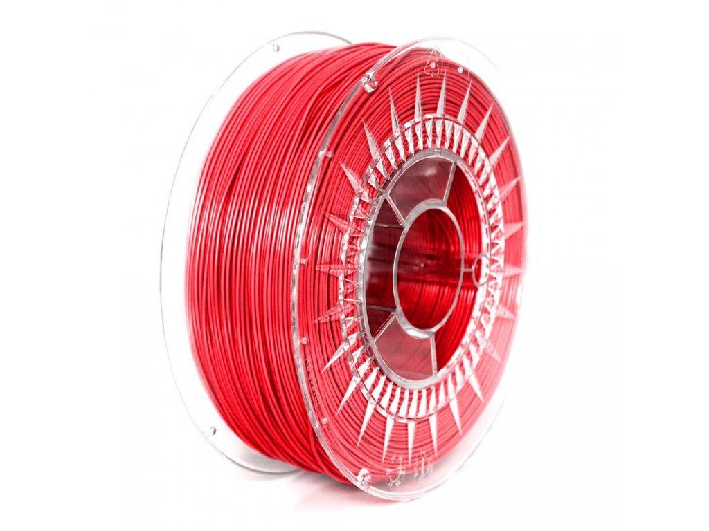 Devil Design tlačová struna, ABS, red, 1,75 mm, 1 kg