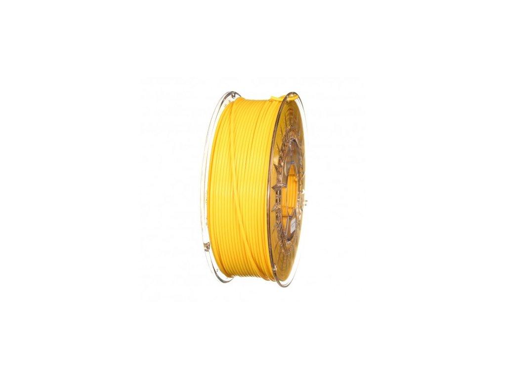 ABS Devil Design tlačová struna, bright yellow, 2,85 mm, 1 kg