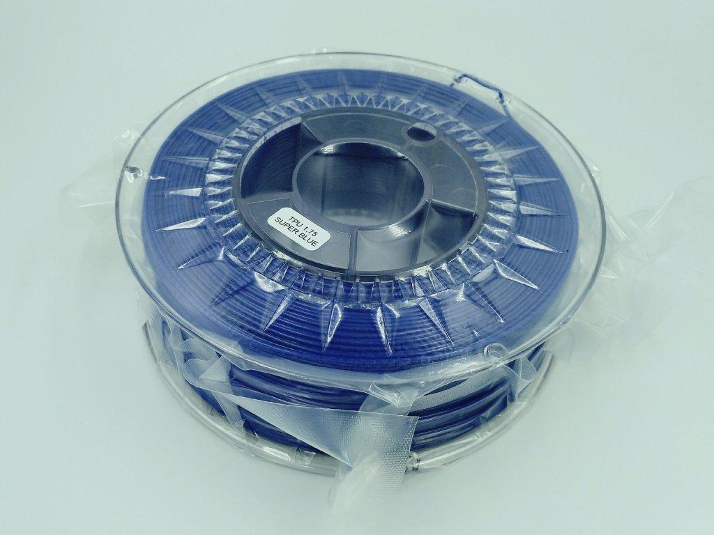 Termoplastický polyuretán, Devil Design, tlačová struna super blue, 1,75 mm, 1 kg