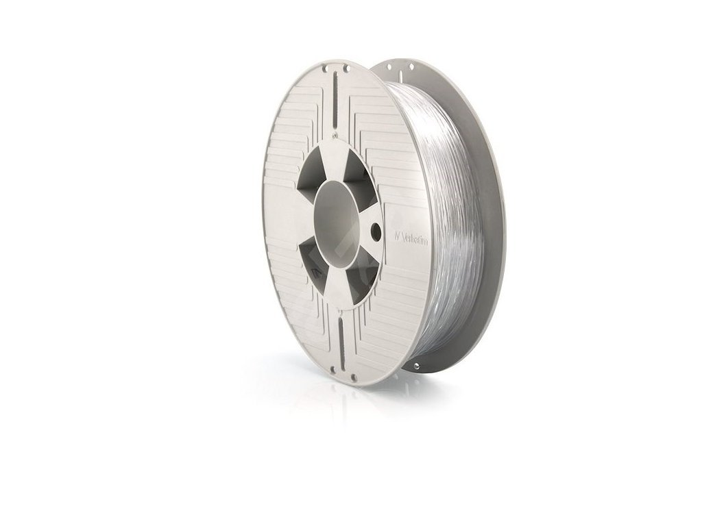 Durabio transparentná tlačová struna Verbatim 1,75mm 0,5kg