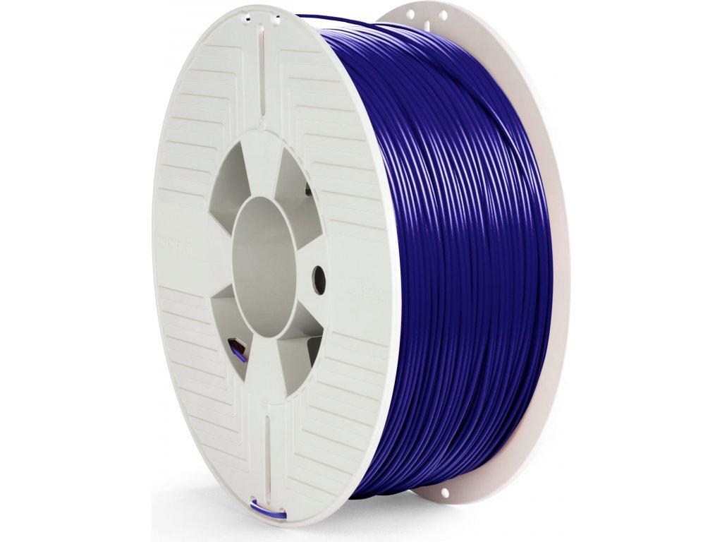 PET-G filament 1,75 mm modrý Verbatim 1 kg
