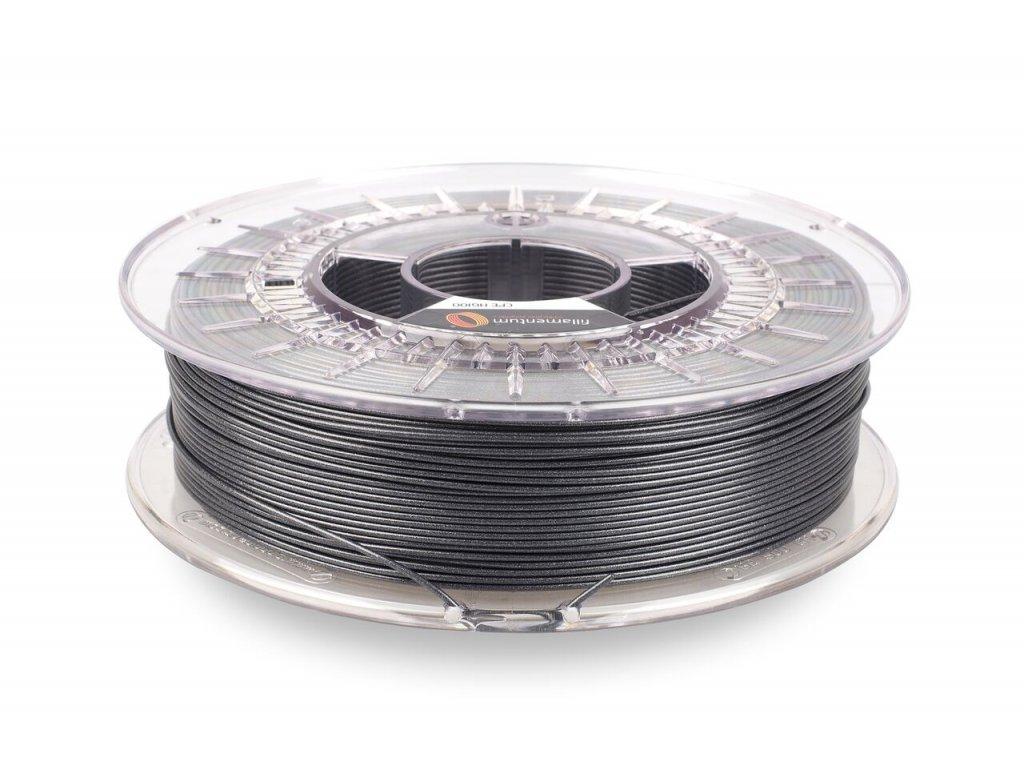 Vertigo Grey trblietavý sivý filament CPE Fillamentum