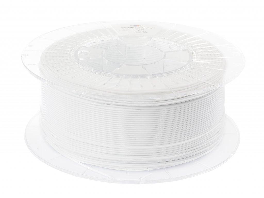 D PLA 1,75 Arctic White 2