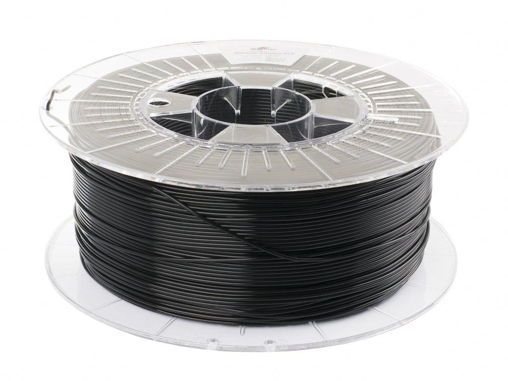 PETG tlačová struna Deep Black 1,75 mm Spectrum 1 kg