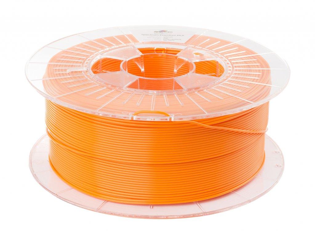 PETG tlačová struna Lion Orange 1,75 mm Spectrum 1 kg