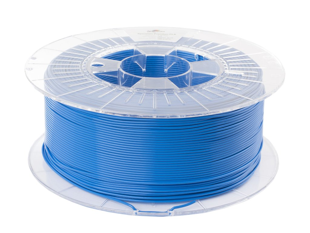 PETG tlačová struna Pacific Blue 1,75 mm Spectrum 1 kg