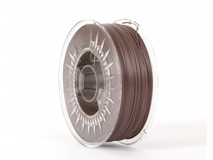 PLA filament chocolate shine 1,75 mm Print With Smile 0,5kg