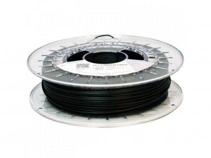 PA/CF Nylon tlačová struna 1,75mm 0,5kg čierna Innovatefil