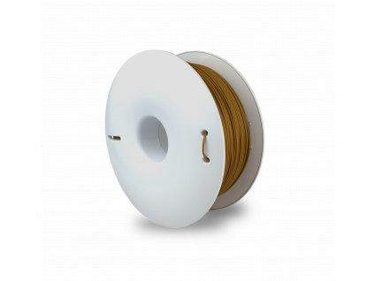PLA FIBERSILK filament bronzový metalický 1,75mm Fiberlogy 850g