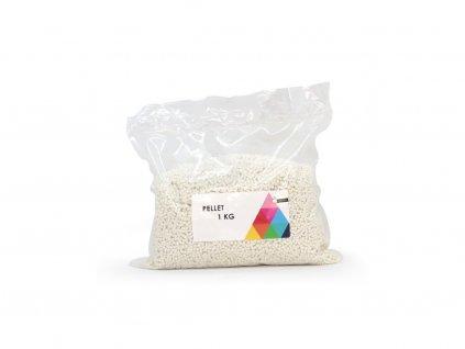 Pelety pre výrobu filamentu Smartfil ABS FP 1 kg natural