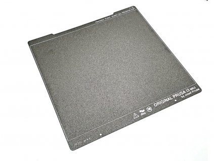 Obojstranný oceľový tlačový plát so zrnitým práškovým PEI povrchom