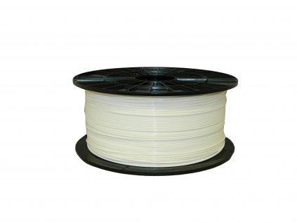 """Nové zloženie - Tlačová struna ABS, Plasty Mladeč, 1,75 mm white, 1 kg """"ABS not dead"""""""