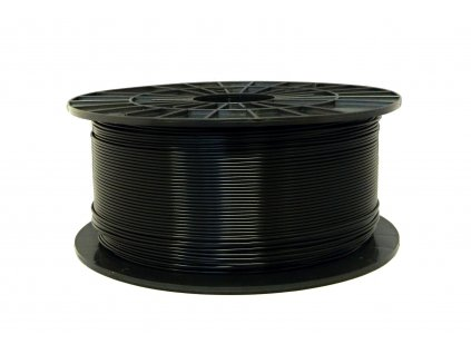 Tlačová struna ABS-T, Plasty Mladeč, 1,75 mm black, 1 kg