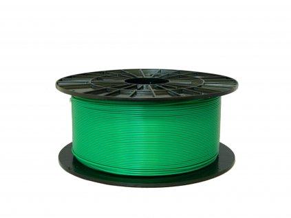 Tlačová struna, Plasty Mladeč, PLA, 1,75mm, green, 1 kg