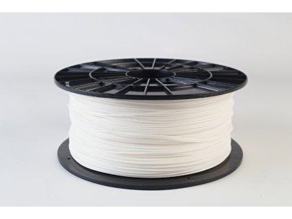 Tlačová struna, Plasty Mladeč, PET-G, 1,75 mm, white, 1 kg