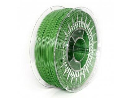 Devil Design tlačová struna PLA, green, 1,75 mm, 1 kg, RGB 39, 93, 56; Pantone 7483C