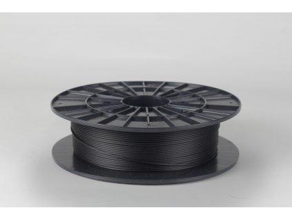 PET-G CARBON CFJet Plasty Mladeč, 1,75mm, black, 500 g
