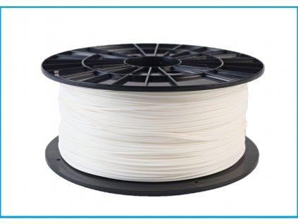 Tlačová struna ABS-T, Plasty Mladeč, 1,75 mm, 1 kg, white