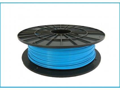 """Nové zloženie - Tlačová struna ABS, Plasty Mladeč, 1,75 mm blue0,5kg  """"ABS not dead"""""""