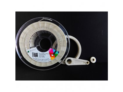 NYLSTRONG tlačová struna natural 1,75 mm Smartfil Pantone 1205C