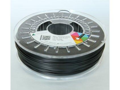 ABS tlačová struna true black 1,75 mm Smartfil