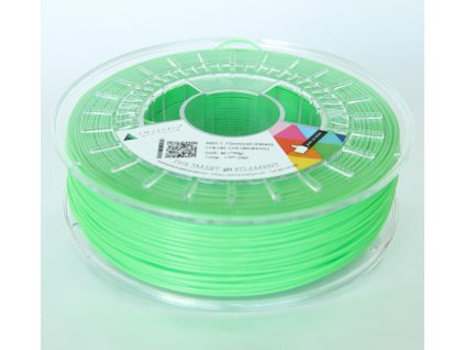 ABS tlačová struna Chlorophyl green1,75 mm Smartfil Pantone 368C