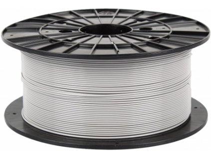 Tlačová struna, Plasty Mladeč, PET-G, 1,75 mm, 1 kg, grey