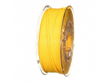 Devil Design tlačová struna PLA, bright yellow, 2,85 mm, 1 kg, RGB 255, 233, 0; Pantone 803C
