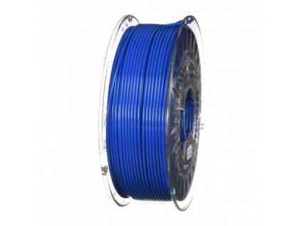 Devil Design tlačová struna PLA, super blue, 2,85 mm, 1 kg, RGB 0, 71, 187; Pantone 2728C