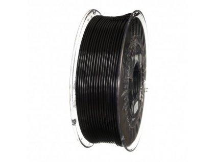 Devil Design tlačová struna PLA, black, 2,85 mm, 1 kg, RGB 0, 0, 0; Pantone C2