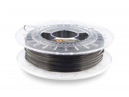 TPU značky Fillamentum 92A, 1,75mm, 0,5 kg, čierna, RAL 9017