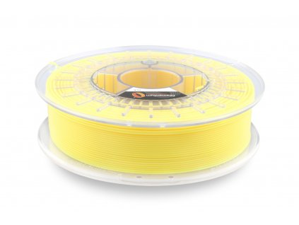 PLA Fillamentum Extrafill, 1,75mm, 0,75kg , Luminous Yellow, RAL1026