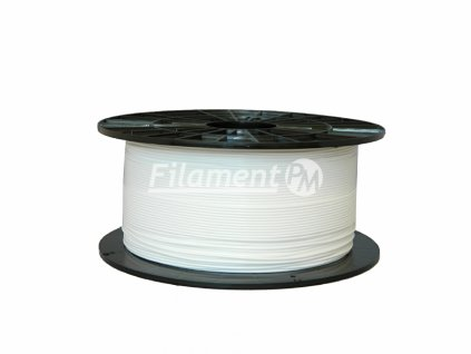 Tlačová struna, Plasty Mladeč, PET-G, 2,90 mm, white, 1 kg