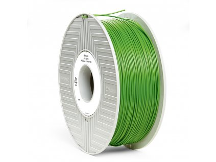 Verbatim tlačová struna ABS, green, 1,75 mm, 1 kg