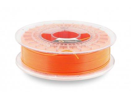 Fillamentum CPEHG100 - kopolyester neonovo oranžový transparentný - priesvitný, 1,75 mm, 0,75kg struna (+0,25kg cievka), BPA free