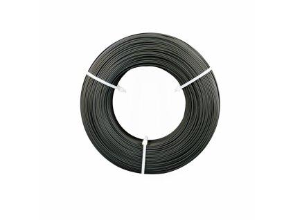 Fiberlogy tlačová struna PETG, black, 1,75mm, 0,85kg, bez cievky