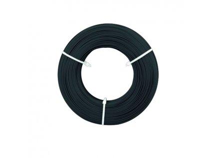 Fiberlogy tlačová struna PETG, Graphite, 1,75mm, 0,85kg, bez cievky