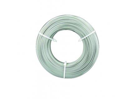 Fiberlogy tlačová struna PETG, Grey, 1,75mm, 0,85kg, bez cievky