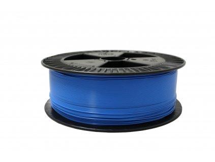 Tlačová struna Plasty Mladeč PLA 1,75mm blue 2 kg
