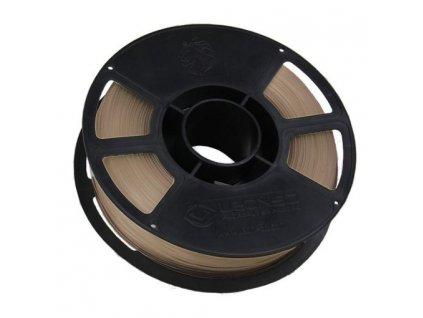 Leon 3D kovová tlačová struna bronzová s prímesou PLA - 80% kov/20% PLA