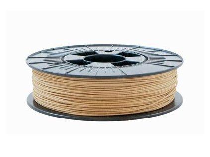 Leon 3D kovová tlačová struna bronzová s prímesou PLA - 80% kov/20% PLA 0,5kg