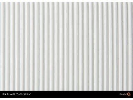 PLA Fillamentum, 1,75mm, Traffic white 2,5 kg RAL9016