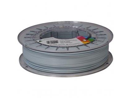 PLA tlačová struna antracite 1,75 mm Smartfil PASTEL - AQUA light blue 0,75 kg