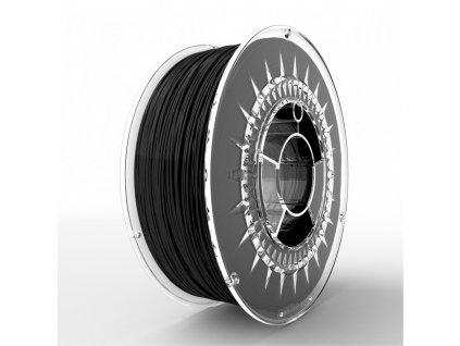 ASA tlačová strunapre vonkajšie použitie, black, 1,75mm, 1kgUV stabilný termoplast
