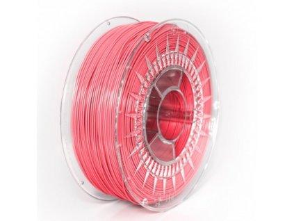 Devil Design tlačová struna, PETG, pink, 1,75 mm, 1 kg