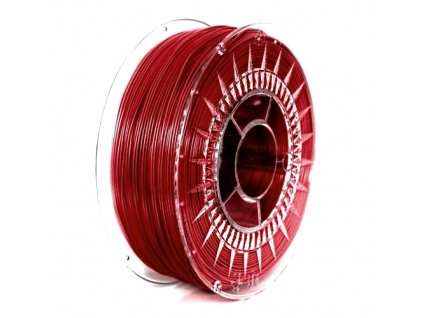PETG Devil Design, 1,75 mm, red, 1 kg