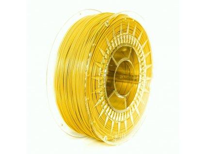 PETG Devil Design, 2,85 mm, 1 kg, bright yellow